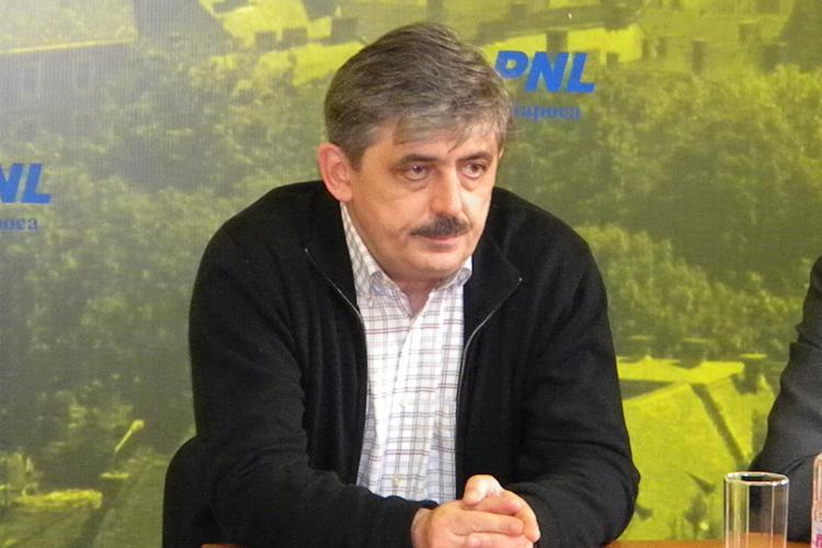Horea Uioreanu și-a dat demisia din conducerea PNL Cluj. UPDATE: Ce a DECLARAT Uioreanu