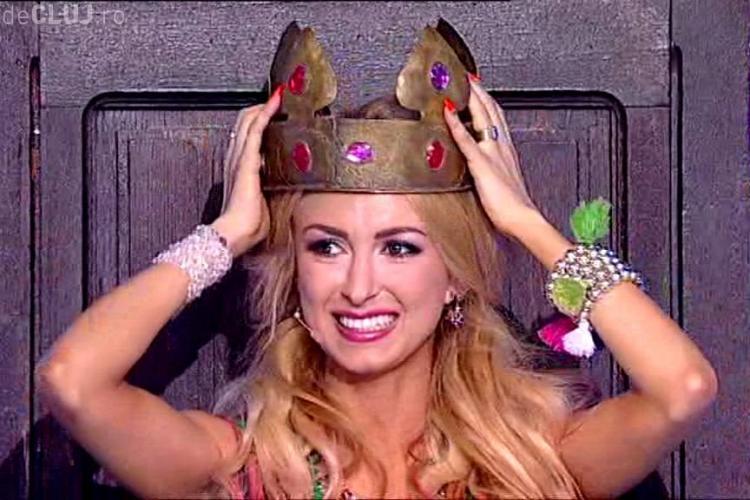 Andreea Bălan: Toată viaţa mi-am dorit să fiu o principesă!