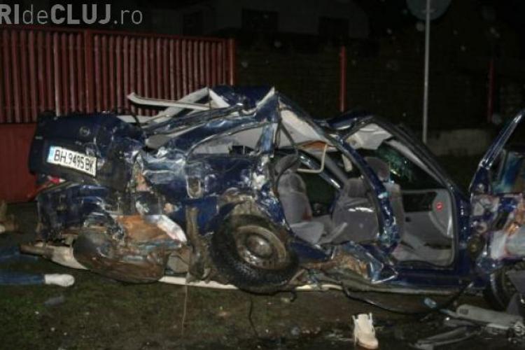 Fotografii DURE de la accidentul în care a fost implicat Grasu XXL