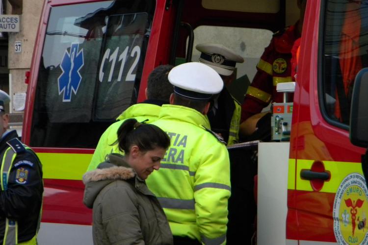 Tentativă de sinucidere pe strada Săpătorilor. UPDATE! Victima: Dumitru Matiș, decanul de la Științe Economice