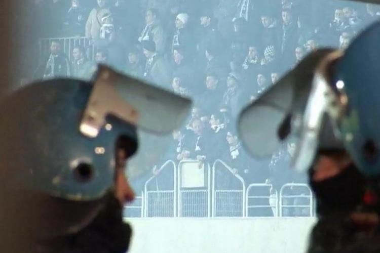 Clubul U Cluj amendat cu încă 10.000 de lei. Universitata adună amenzi grele după meciul cu Steaua