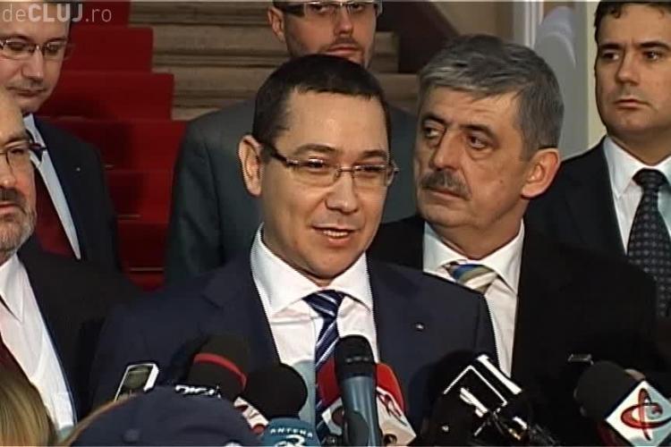 """Ponta susține Autostrada Transilvania, dar o taie de pe lista de INVESTIȚII: """"Dacă Boc avea bani, credeți că nu o făcea?"""" - VIDEO"""