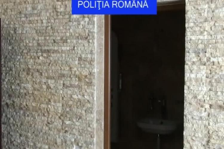 Au înșelat firme de decorațiuni interioare și construcții din Cluj. Cu materialele obținute și-au amenajat casele - VIDEO