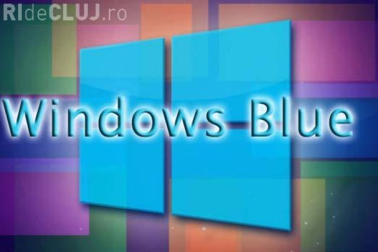 Microsoft lansează Windows Blue. Vezi când va apărea pe piață noul sistem de operare