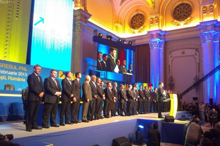 Horea Uioreanu a fost ales vicepreședinte al PNL