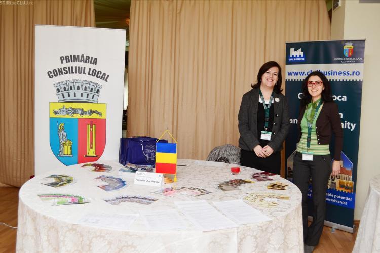 Târg de cariere la Transylvania College