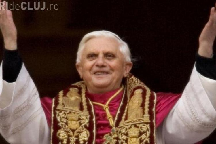 Ce pensie va primi Papa Benedict după ce se retrage
