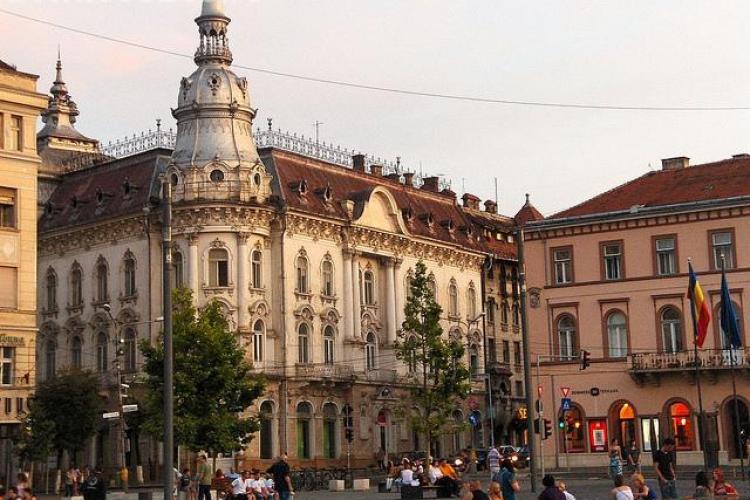 Primăria Cluj-Napoca nu vrea să plătească 5,5 milioane de euro pe hotelul Continental