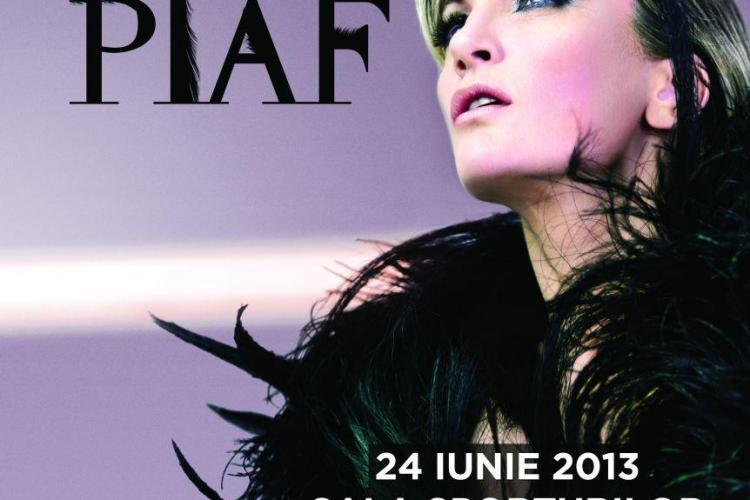 Bilete la concertul Patricia Kaas de la Cluj! Prețuri PIPERATE
