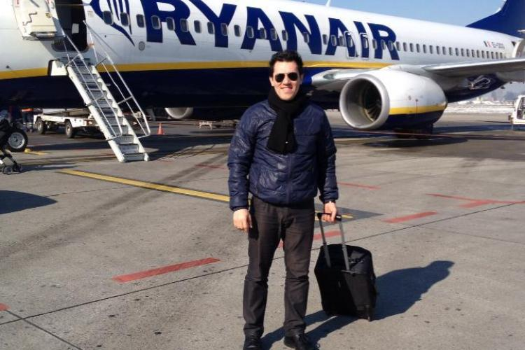 Un ospătar din Irlanda vrea să conducă PNL Cluj-Napoca - FOTO