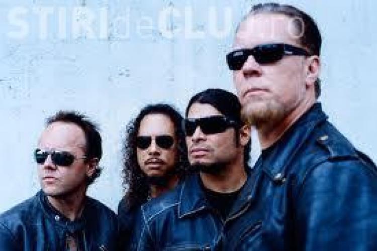 Piesele Metallica, folosite pentru a-i tortura pe teroriști