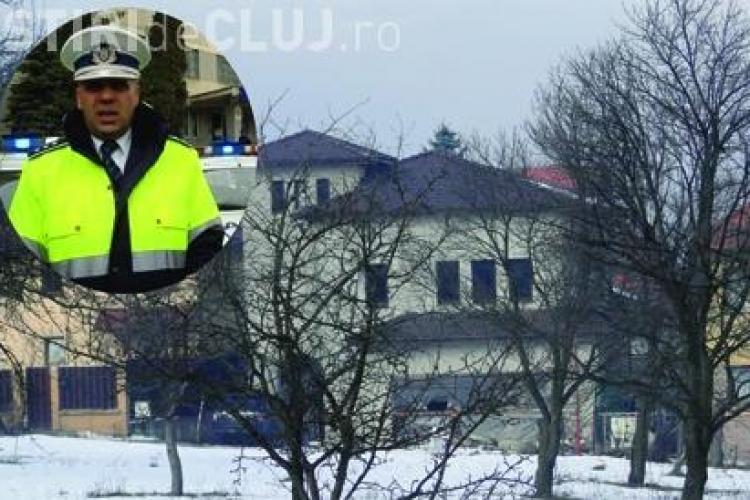 Comisarul Alexandru Mureșan deține o vilă de 300.000 de euro pe care nu a declarat-o