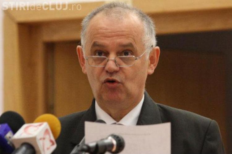 Dumitru Matiș în stare gravă, după tentativa de sinucidere. Decanul Facultății de Științe Economice Cluj este intubat