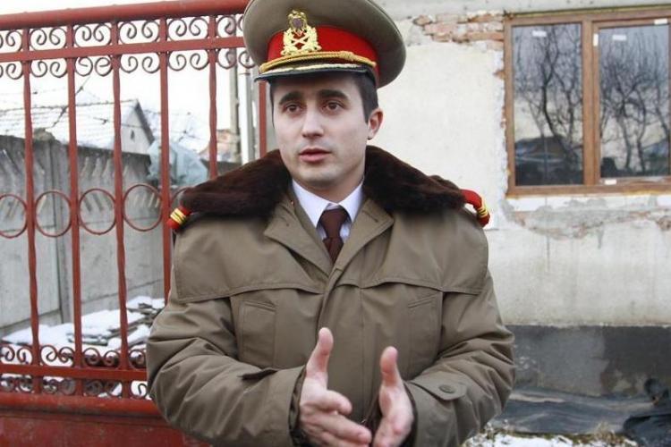 Locotenentul Alexandru Gheorghe, eroul de la Universitate, umilit de puterea USL