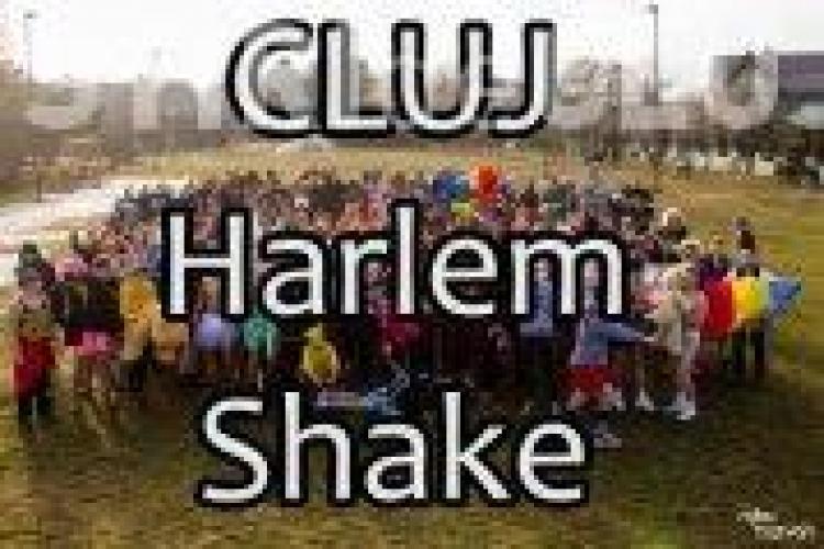 Harlem Shake în Piața Unirii, în 3 martie, de la ora 14.30