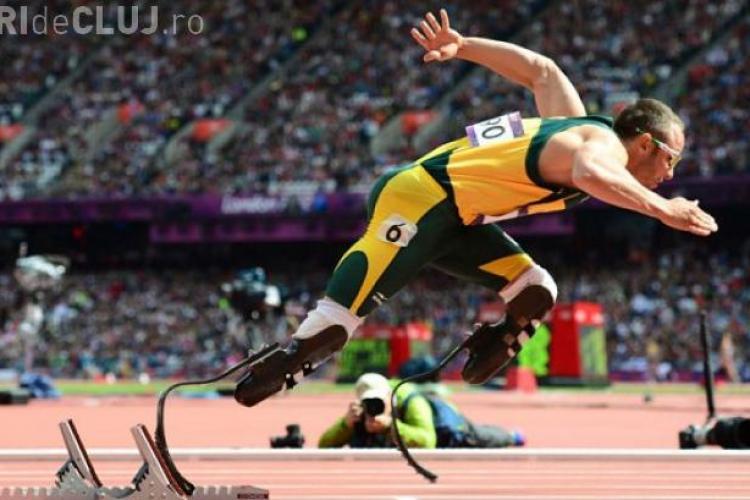 Oscar Pistorius, sportivul paralimpic, și-ar fi ucis prietena