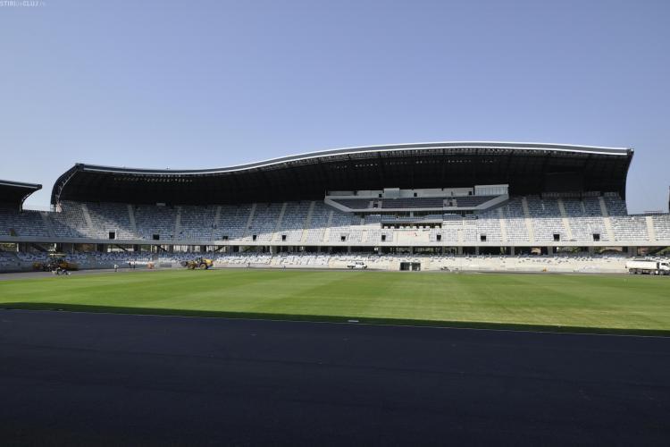 Lăpușan propune un parteneriat cu Primăria pentru Cluj Arena: Poate facem și o miuță