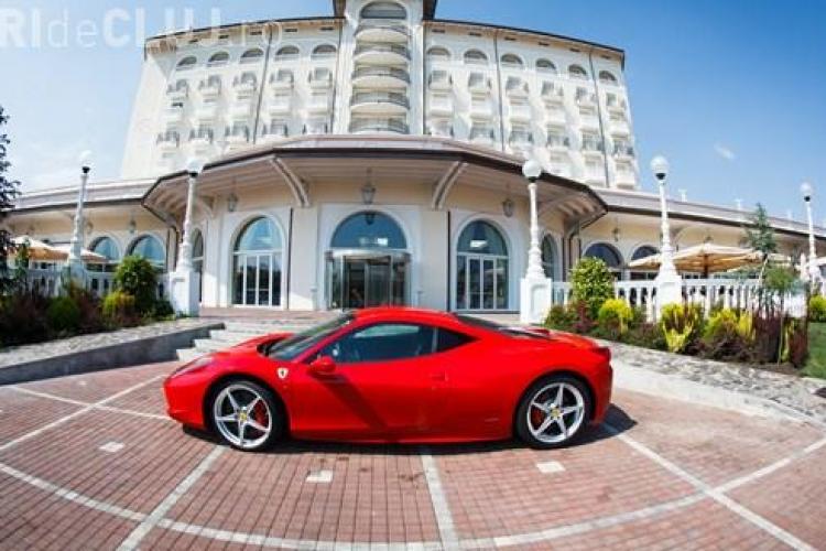 Inter a ocupat 50 de camere la un hotel de lux din Cluj. VEZI în ce condiții vor sta italienii - VIDEO