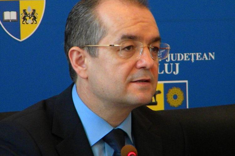 Emil Boc candidatul PDL la presedintie? Udrea: Nu ştiu la cine s-a referit Băsescu, dar cred că Emil Boc poate fi un prezidenţiabil