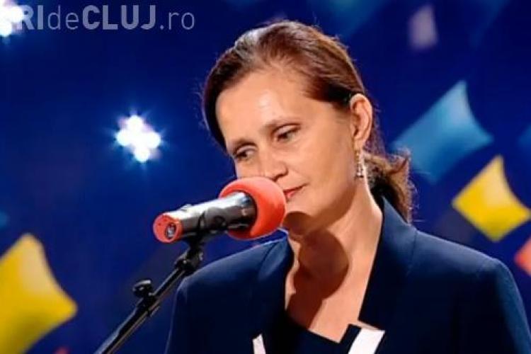 Gabriela Artene VIDEO - Românii au talent. Nimeni nu i-a dat nicio şansă, dar a UIMIT