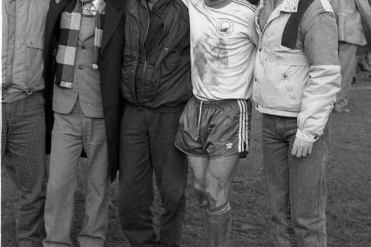 """În tinerețe, Becali era omul lui Gică Hagi: """"Gigi stătea drepți în fața lui Hagi"""""""