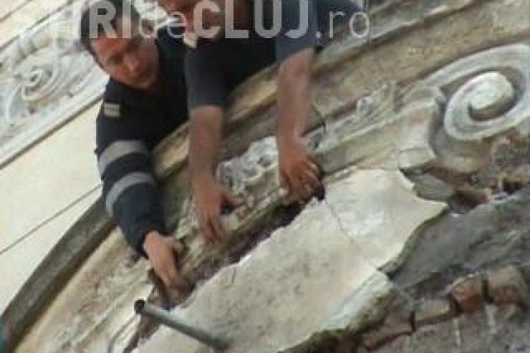 Primăria Cluj-Napoca lansează o RAZIE la clădirile vechi și prost întreținute. Amenzile vor fi USTURĂTOARE - VIDEO