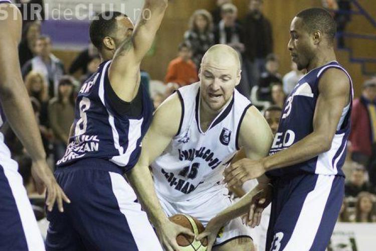 U Mobitelco a învins Energia Rovinari, scor 86 - 74
