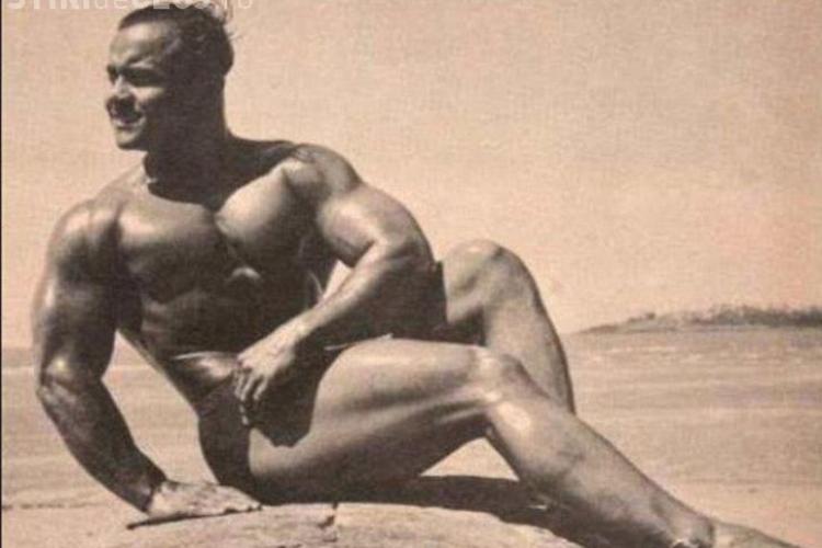 """Are 101 ani, dar practică culturismul. Cum arată """"moșul"""" plin de mușchi - FOTO"""