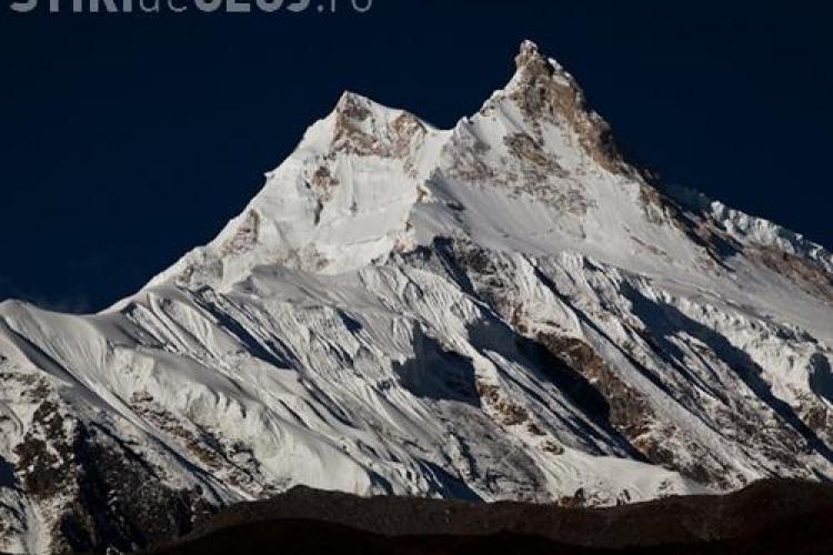 8 alpiniști clujeni vor să cucerească vârful Manaslu din Nepal