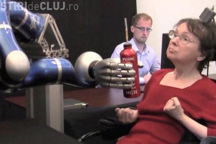 A fost inventat dispozitivul SF care îți permite să miști obiecte cu gândul. Vezi aici despre ce este vorba VIDEO