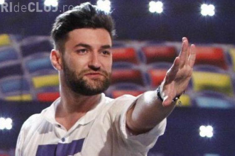 """SHOW la """"Românii au talent"""". Vezi cum s-a transformat Smiley pe scenă FOTO"""