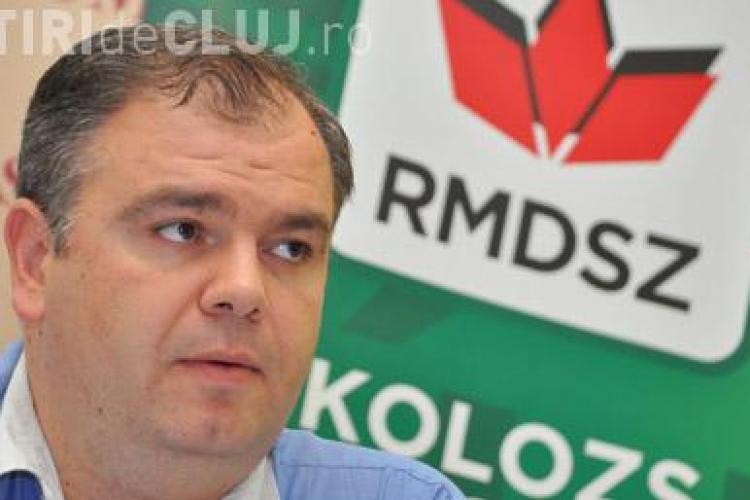 Deputatul Mate Andras Levente este urmărit penal. Își plătea soţia la cabinetul parlamentar