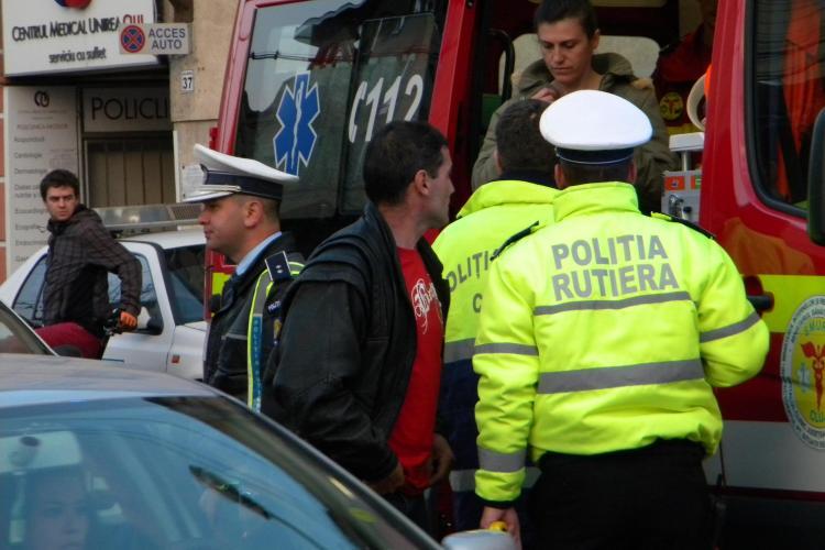 Poliția și ISU Cluj, acuzate de obstrucționarea activității presei. VEZI proba că Poliția vrea mușamalizarea CAZURILOR