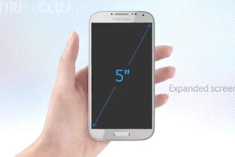 Samsung Galaxy S4 - Ce știe să facă noul gadget - VIDEO