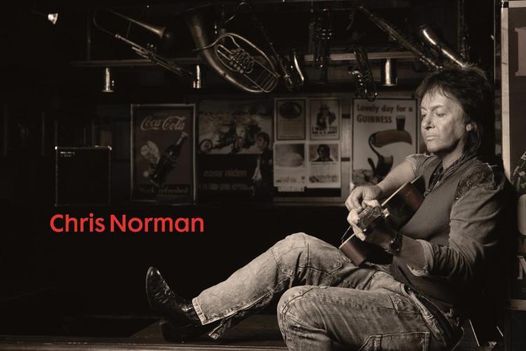 Chris Norman, voca Smokie, va cânta la Cluj-Napoca în această toamnă