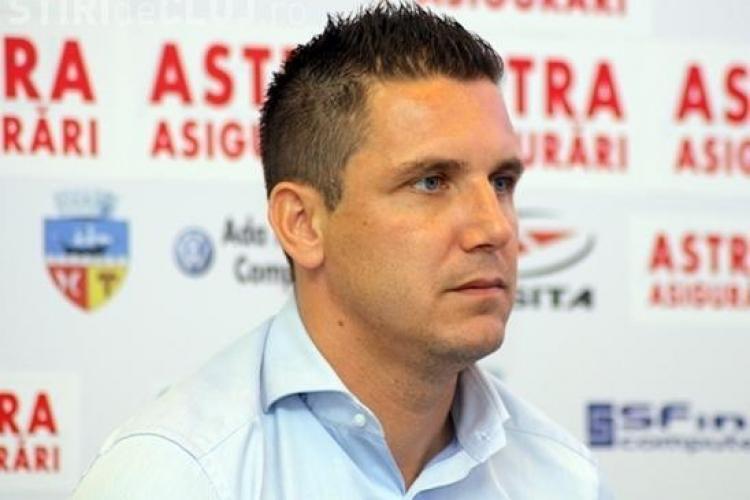 Oficial Oţelul Galaţi: CFR Cluj e o echipă uzată după meciurile din Europa