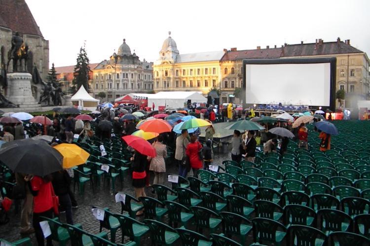 TIFF și Peninsula, finanțate de Primăria Cluj-Napoca în 2013
