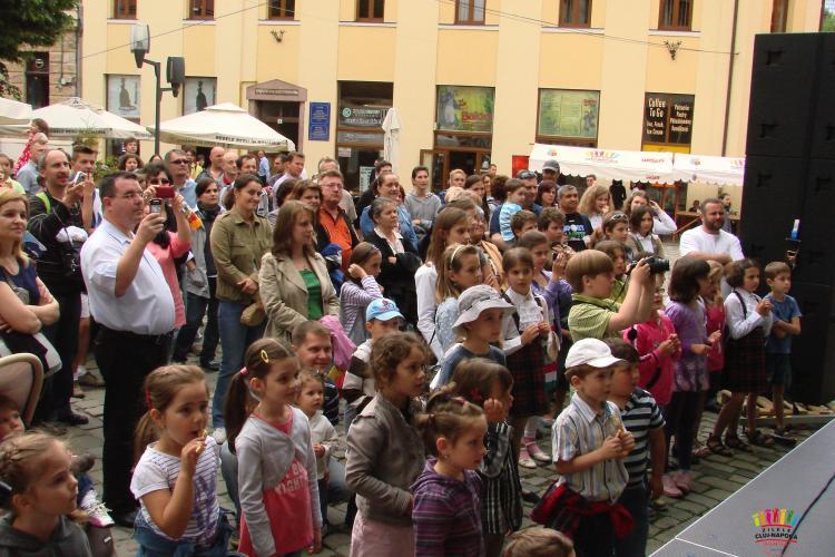 Festivalul Culorilor va începe în vară la Cluj-Napoca, în organizarea TIFF