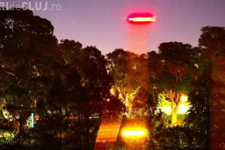 Russell Crowe susține că a filmat OZN -uri în Grădina Botanică din Sidney - VIDEO
