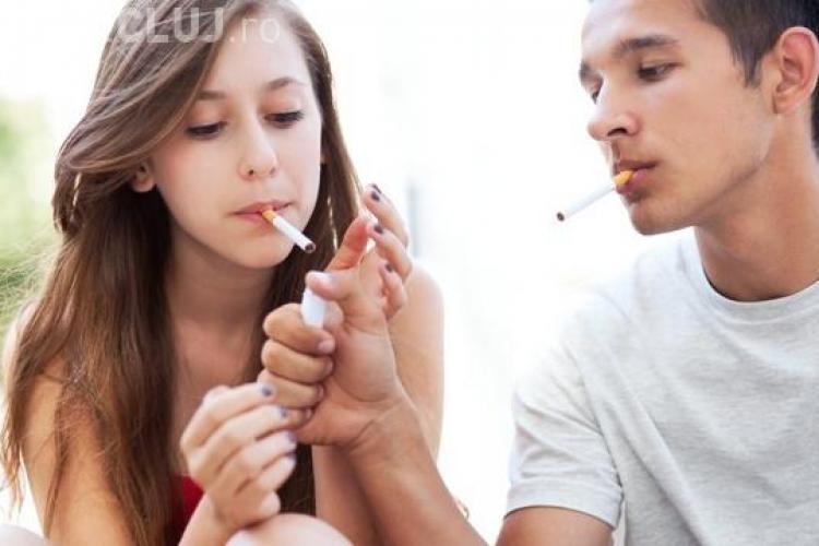 Divorțul poate împinge copiii la fumat