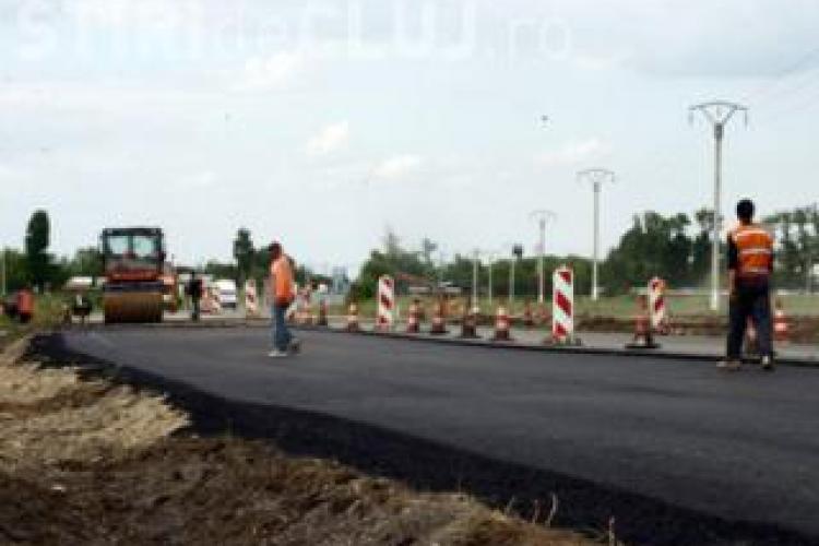 Se asfaltează străzi în Cluj-Napoca. Vezi locațiile
