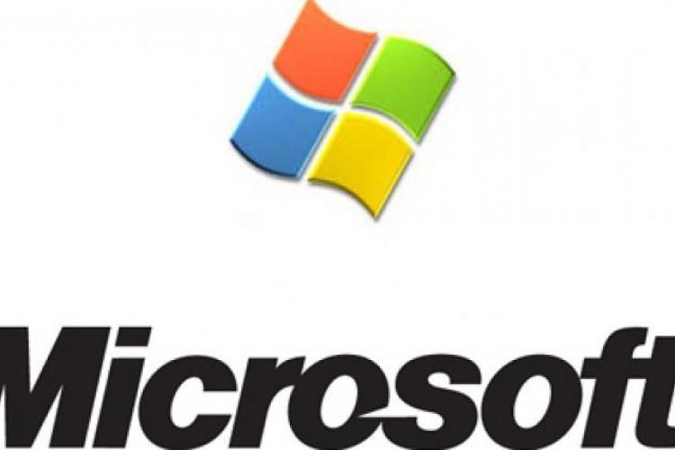 Compania Microsoft, amendată de UE cu 561 milioane de euro