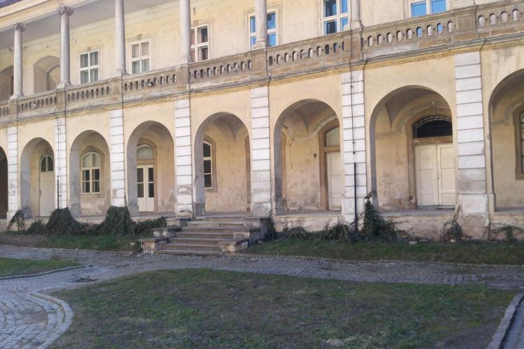 Muzeul de Arta Cluj este în stare deplorabilă - FOTO