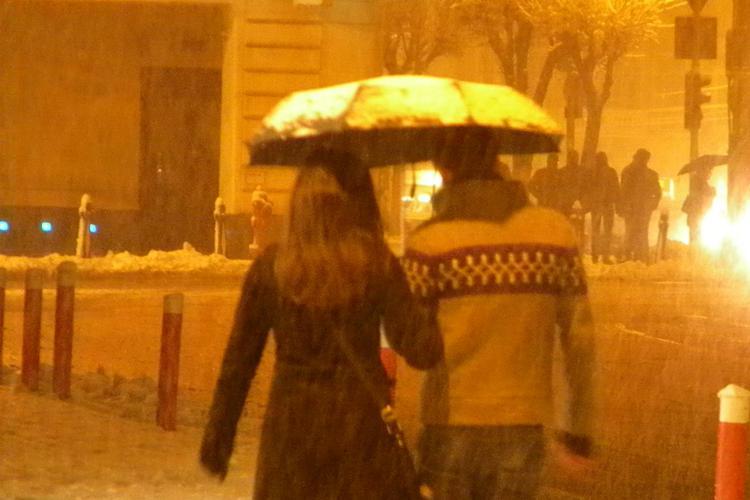 COD GALBEN! Vin ninsorile în județul Cluj