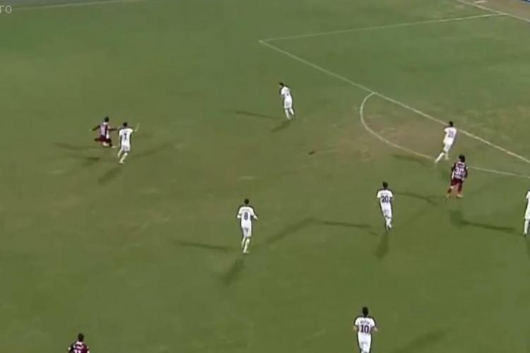 CFR Cluj - Rapid 0-0! REZUMAT VIDEO COMPLET - Meci slab cap - coadă