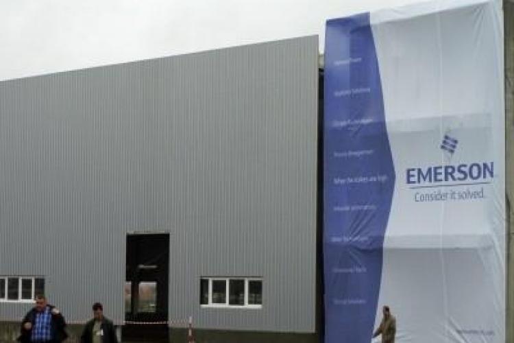 Emerson angajează 500 de muncitori la Cluj şi Oradea