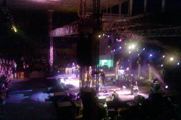Cum a fost concertul Vaya con Dios de la Cluj! 3.000 de clujeni au fost impresionați. Solista le-a mulțumit țiganilor - FOTO