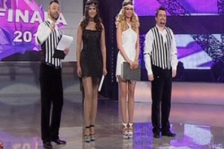 EUROVISION 2013. Un creator de modă i-a făcut praf pe prezentatori