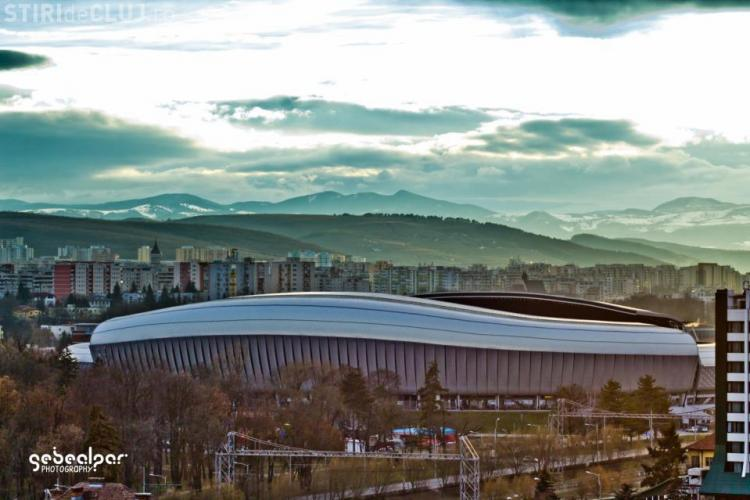 Cluj Arena, premiu într-o competiție internaționala