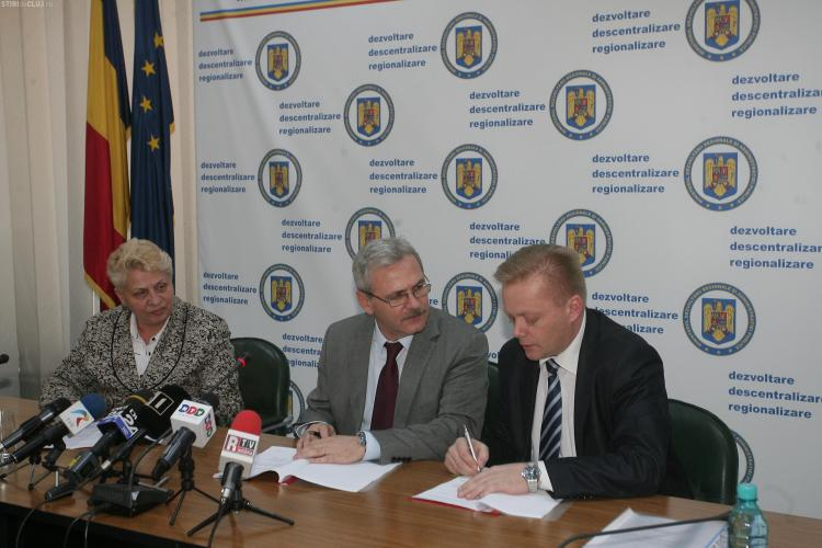 Centrul pentru copii cu handicap sever PINOCHIO din Cluj, reabilitat cu un milion de lei